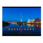Düsseldorf 007B Post Card