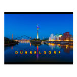 Düsseldorf 007B Postcard