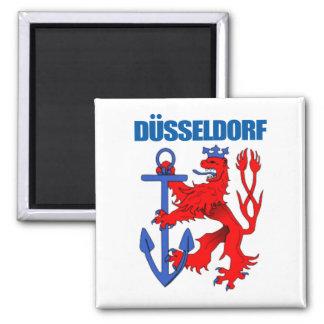 Dusseldorf Square Magnet
