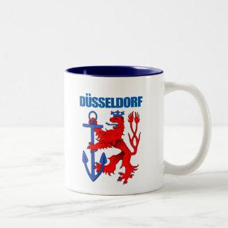 Dusseldorf Two-Tone Coffee Mug