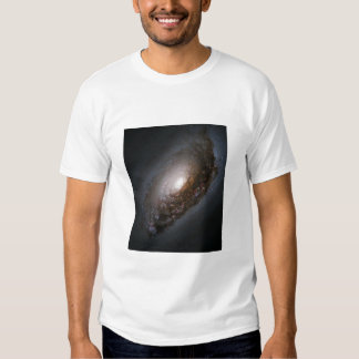 Dust Around the Nucleus of Black Eye Galaxy M64 Shirt
