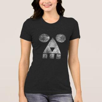 Dust creepy face women's jersey t-shirt HQH