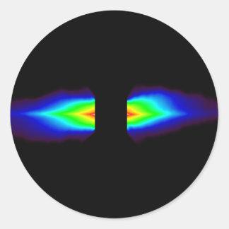 Dust Disk Around Star Beta Pictoris Stickers