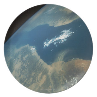 Dust Plume over the Red Sea Plate