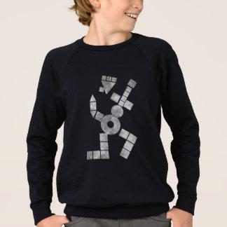 Dust rocker kid's black tshirt HQH