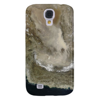 Dust storm in Iran Galaxy S4 Cover