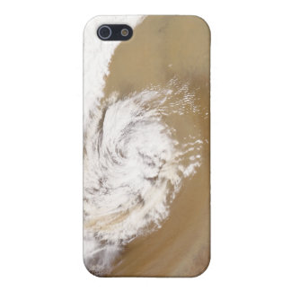 Dust storm in northern China 2 iPhone 5 Cover