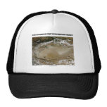 Dust Storm In The Taklimakan Desert Picture Earth Mesh Hat
