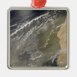 Dust storm off West Africa 2 Christmas Ornament