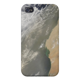 Dust storm off West Africa Covers For iPhone 4
