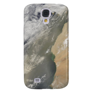 Dust storm off West Africa Galaxy S4 Case