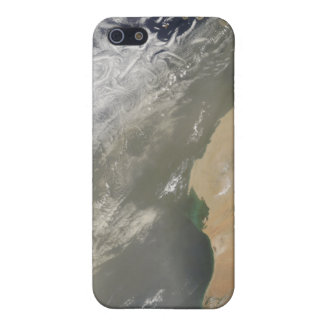 Dust storm off West Africa iPhone 5/5S Cover