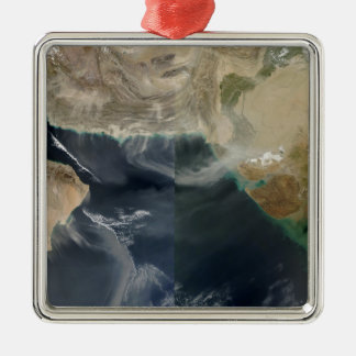 Dust storms christmas ornament