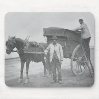 Dustmen, from 'Street Life in London', 1877-78 (wo Mouse Pad