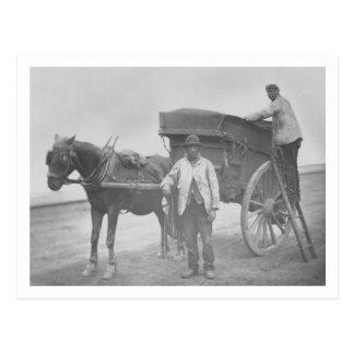Dustmen, from 'Street Life in London', 1877-78 (wo Postcard