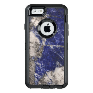 Dusty Blue Granite OtterBox iPhone 6/6s Case