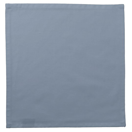 Dusty Blue Slate Grey Grey Solid Colour Background