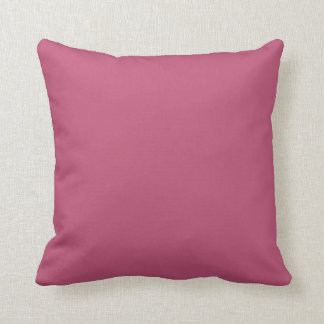 Dusty Cedar Pink Vintage Rose 2015 Color Trend Cushions