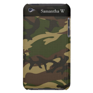 Dusty Green Camo iPod Case-Mate Case