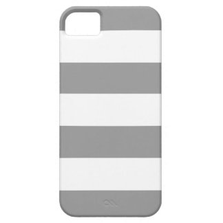 Dusty Grey Polka Dots iPhone 5 Cover