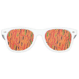 Dusty Roads Adult Retro Party Shades, WhiteDus Retro Sunglasses