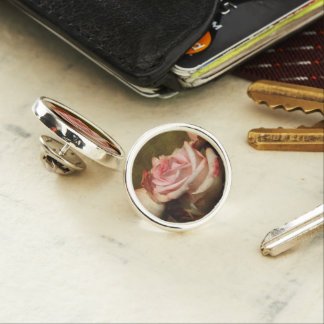 Dusty Rose Lapel Pin
