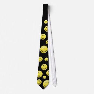 Dusty Ruff Bearded Smiley Face Tie