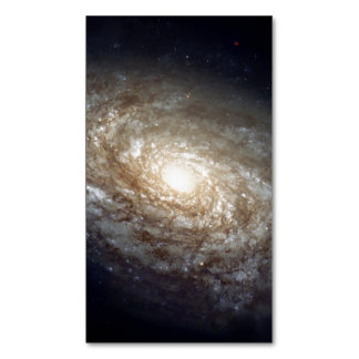 Dusty Spiral Galaxy.jpg Magnetic Business Cards