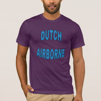 Dutch Airborne Paratroopers the Netherlands T-Shirt