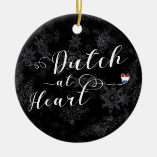 Dutch At Heart, Christmas Tree Ornament