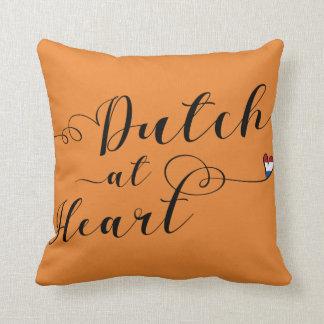 Dutch At Heart Throw Cushion, Holland Cushion