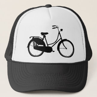 Dutch Bicycle - Light colors Trucker Hat