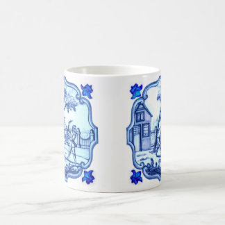 Dutch Blue Mug Bekkesnijders