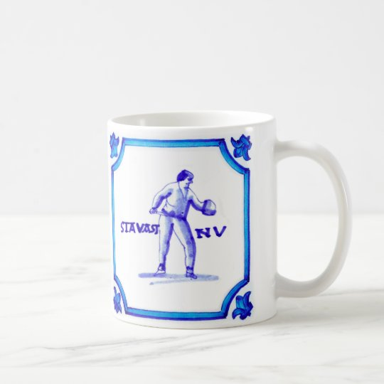 Dutch Blue Mug Bekkesnijders
