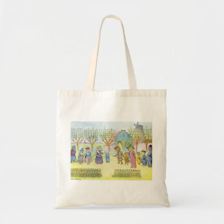 Dutch cats, Louis Wain Tote Bag