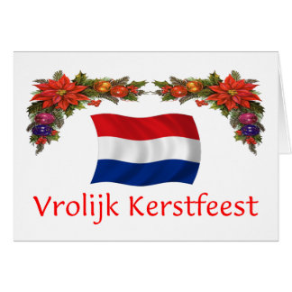 Dutch Christmas Card