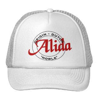 Dutch female name cap