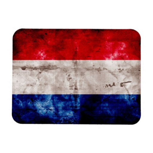 Dutch Flag Magnets