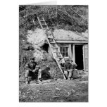 Dutch Gap Shelter: 1864