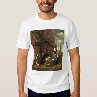 Dutch Genre Scene, 1668 T Shirts