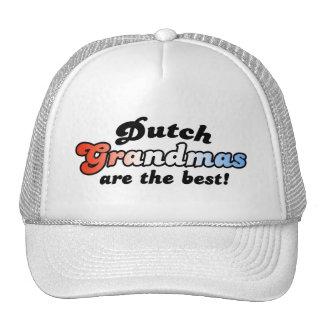 Dutch Grandmas Hat