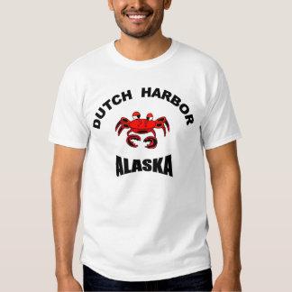 Dutch Harbor Alaska Crab Fishing T-shirt