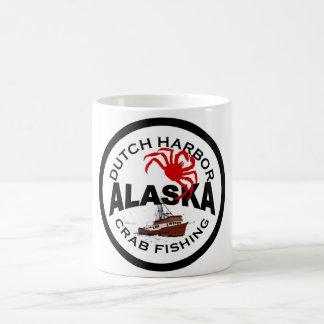Dutch Harbor Crab Fishing Coffee Mug