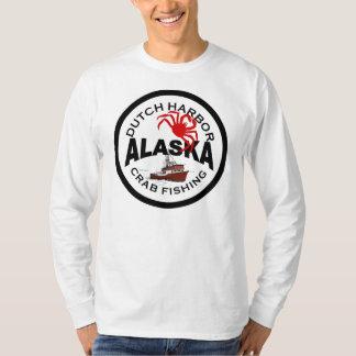 Dutch Harbor Crab Fishing Shirt