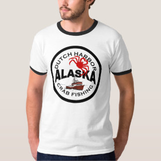 Dutch Harbor Crab Fishing T-Shirt