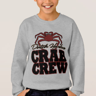 DUTCH HARBOR CRABCREW SWEATSHIRT