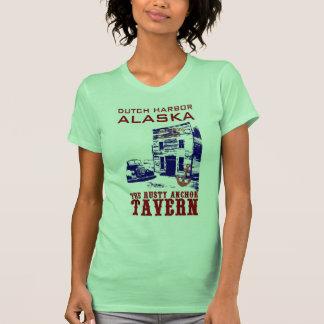 Dutch Harbor Rusty Anchor Tavern T-Shirt