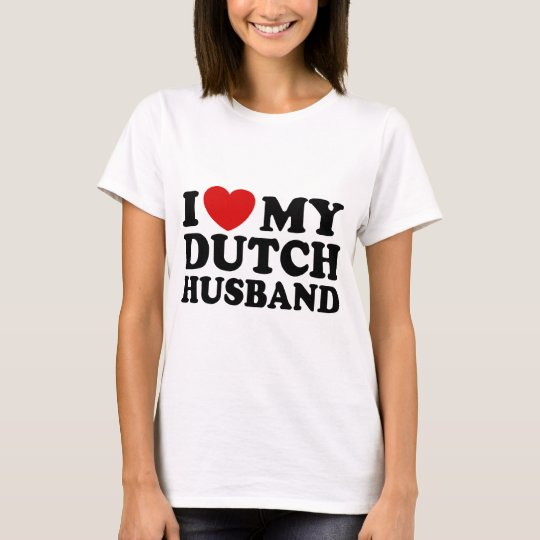 Dutch Husband T-Shirt