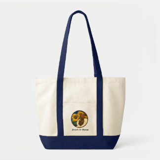 Dutch in Blook bag/tote Tote Bag
