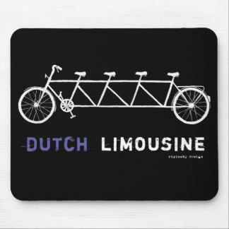 Dutch limo mouse mat